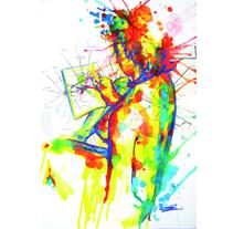 I Miss Barcelona. Um projeto de Ilustração, Publicidade, Design de personagens, Paisagismo e Pintura de Lara Gombau         - 26.11.2014