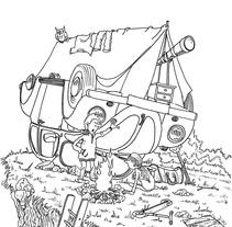 Work in progress. Un proyecto de Ilustración de Exprai - 29-11-2014