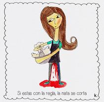 Dichos de Abuela. A Design&Illustration project by kilomba          - 19.03.2014