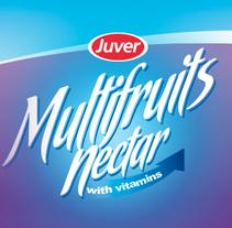 Juver Nectar. Un proyecto de Br, ing e Identidad, Diseño gráfico y Packaging de Manuel Pérez Bermejo         - 07.12.2014