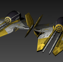 3D - Low Poly. A 3D project by Ismael Moreno         - 11.12.2014