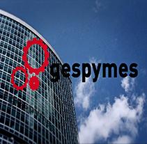 GESPYMES. Um projeto de Motion Graphics, Cinema, Vídeo e TV e Pós-produção de Sergi Sanz Vázquez         - 05.06.2014