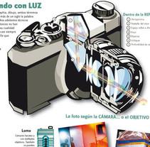Infografías para Diario de Cádiz. Un proyecto de Ilustración y Diseño editorial de Aurora Tristán - 16-12-2014