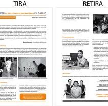 Brochures. A Graphic Design project by Rossy Castro - 28-12-2014