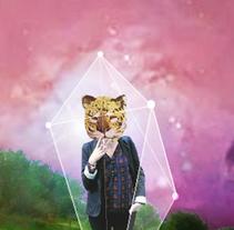 happy 2015. Un proyecto de Ilustración, Fotografía y Collage de Bárbara Ribes Giner - 30-12-2014