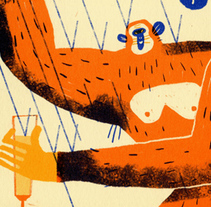 Mario. A Editorial Design&Illustration project by Mar Hernández - Jan 01 2014 12:00 AM