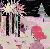 Ilustración editorial. A Illustration project by Ana Galvañ - 01.02.2015