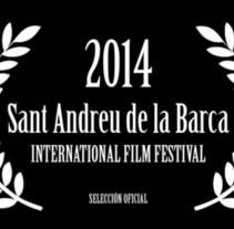 Festival de Cine de Sant Andreu de la Barca. Um projeto de Desenvolvimento Web de Angel Quereda         - 04.05.2014