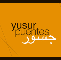 Yusur-Puentes. A Br, ing, Identit, Editorial Design, and Graphic Design project by ogpm  - Jan 09 2010 12:00 AM