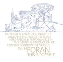 Posters Foran V70. Un proyecto de Diseño gráfico, Ilustración y Publicidad de ogpm  - Sábado, 01 de febrero de 2014 00:00:00 +0100