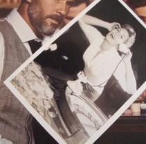ejercicio collage con Susana Blasco. A Collage project by Rosalía Bagés Juliá         - 09.01.2015