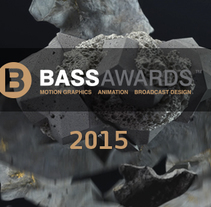 BassAwards 2015 Call for entries. Um projeto de Motion Graphics, Cinema, Vídeo e TV, 3D e   Animação de BassAwards International Awards of Motion Graphics, Animation and Broadcast Design          - 12.01.2015