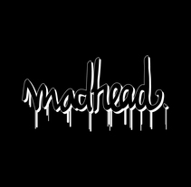 MadHead. A Illustration, Br, ing, Identit, and Graphic Design project by Claudia Aguado Vaquero         - 18.01.2015