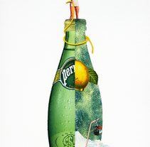 Perrier. A Illustration project by ANA  HIMES - 19-01-2015