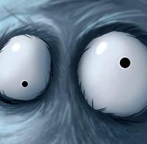 Ilustrando a Olga de Liniers. Un proyecto de Ilustración y Pintura de Juan Martín Bueno         - 21.09.2014