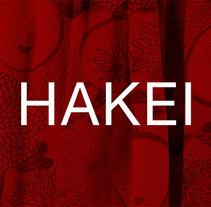 Hakei. Un proyecto de Diseño y Diseño Web de TGA +  - 18-11-2014