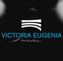 Victoria Eugenia Antzokia. Un proyecto de Diseño, Br, ing e Identidad, Diseño editorial y Diseño gráfico de TGA +  - 24-11-2014