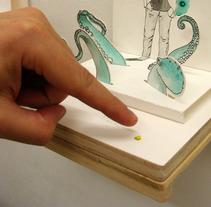 ¿Qué hay dentro de ti? [ #Papercraft ]. Un proyecto de Diseño editorial, Bellas Artes, Multimedia, Diseño de producto, Escultura y Escenografía de Pilar  Barrios Varela         - 12.05.2013