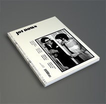 Jot Down Contemporary culture mag nº7. Un proyecto de Diseño editorial, Diseño gráfico y Diseño de la información de relajaelcoco  - 26-01-2015