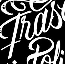 Frasepolis. A Graphic Design, T, and pograph project by Gloria Santeliz         - 05.01.2015