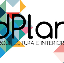 Proyecto Revista dPlan(arquitectura e interiores). A Editorial Design project by Lucía Hernández         - 05.02.2015