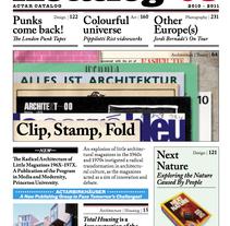 Actalog 03. Um projeto de Design editorial e Design gráfico de Núria         - 09.02.2010