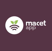 Macetapp - UI/UX, Wireframing, image files. Un proyecto de Diseño, Fotografía y UI / UX de Vanesa Andrés Manzano - 09-04-2014