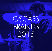 Oscars brands 2015. A Graphic Design, T, and pograph project by Lucía Aranaz - 11-02-2015