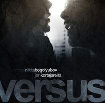 Versus. A Graphic Design, and Web Design project by Crisiscreativa  - Jan 20 2015 12:00 AM