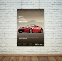 Posters / Carteles. Um projeto de Direção de arte e Design gráfico de Ainhoa         - 03.10.2011