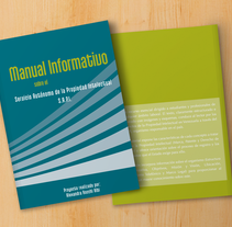 Manual informativo S.A.P.I.. A Design, Editorial Design, Graphic Design&Information Design project by Alexandra Rocchi         - 21.02.2015