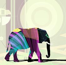 Illustrations. Um projeto de Ilustração, Artes plásticas e Design gráfico de Gonzalo Golpe         - 22.02.2015