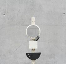 TOTEM - Feria Internacional Habitat Valencia. A Product Design project by Andrea Mestre - 08-02-2015