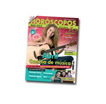 Revista Horóscopos. A Editorial Design project by Eva Herrero         - 25.02.2015