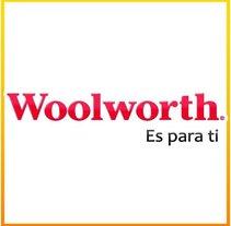 Woolworth. Un proyecto de Diseño, Publicidad, Instalaciones y Diseño gráfico de Thalia García         - 10.03.2016