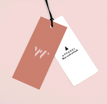 W apparel. A Design, Br, ing, Identit, and Graphic Design project by Elisabet Bassa Valcarcel         - 01.03.2015