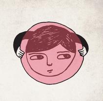 El amor es circular. Um projeto de Ilustração e Design editorial de María Zeta         - 09.04.2014