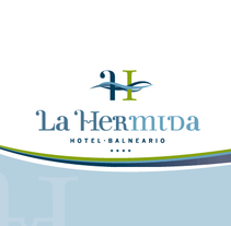 Hotel-balneario La Hermida. Um projeto de Br e ing e Identidade de Alex G. Santana         - 01.03.2015
