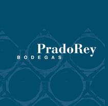 Bodegas PradoRey. Um projeto de Br e ing e Identidade de Alex G. Santana         - 01.03.2015