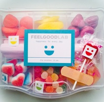 FeelgoodLAB. A Graphic Design, Packaging, and Product Design project by Silvia Salas         - 20.02.2015