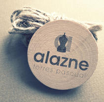 ALAZNE. A Graphic Design project by Sergio Diaz         - 19.06.2014