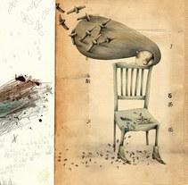 .... Un proyecto de Ilustración de Evangelina Prieto         - 06.03.2015