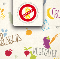 Guía Alimentos Libres de Gluten 2015. A Design, Editorial Design, and Graphic Design project by Sofía Fernández Gavio         - 09.03.2015
