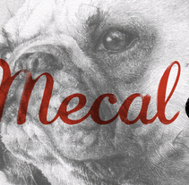 Mecal 17. A Illustration, Art Direction, Br, ing&Identit project by Ramón Nicolás Sabater         - 09.03.2015