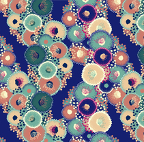 Tropical Waters - Pattern Collection -. A Design, Illustration, and Fashion project by Carmen Pérez Medina - Surface Pattern Designer -         - 09.03.2015