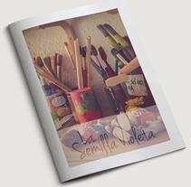 La Semilla Violeta. A Editorial Design, Education, and Photograph project by Alfredo Moya - Mar 10 2015 12:00 AM