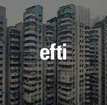 EFTI. Un proyecto de Arquitectura de la información, Diseño Web y Desarrollo Web de Wild Wild Web  - 09-03-2015