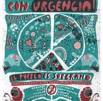"""""""Ilustración por el cambio"""" para el CIV15. A Illustration project by Enric Redón         - 11.03.2015"""
