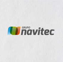 Grupo Navitec. A Br, ing, Identit, Editorial Design, Graphic Design, and Web Design project by Ana Apezteguía Martínez - May 30 2013 12:00 AM