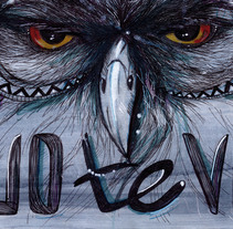 ¡¡¡Ojo te veo!!!. A Illustration, and Fine Art project by Laura Bustos          - 16.03.2015